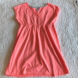 Girls Criss Cross Summer Dress